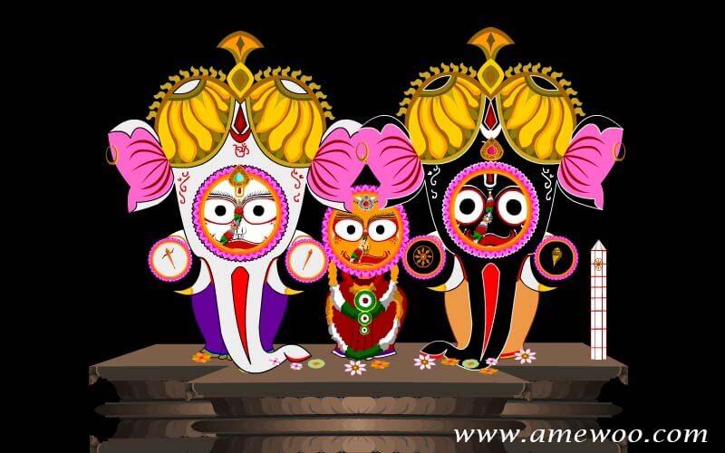 Snana Purnima: Lord Jagannath Gajanana Besha or Hati Besha