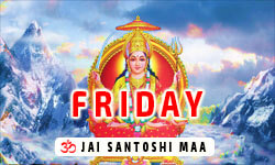 Friday Wishes santoshi maa and devi maa Greetings