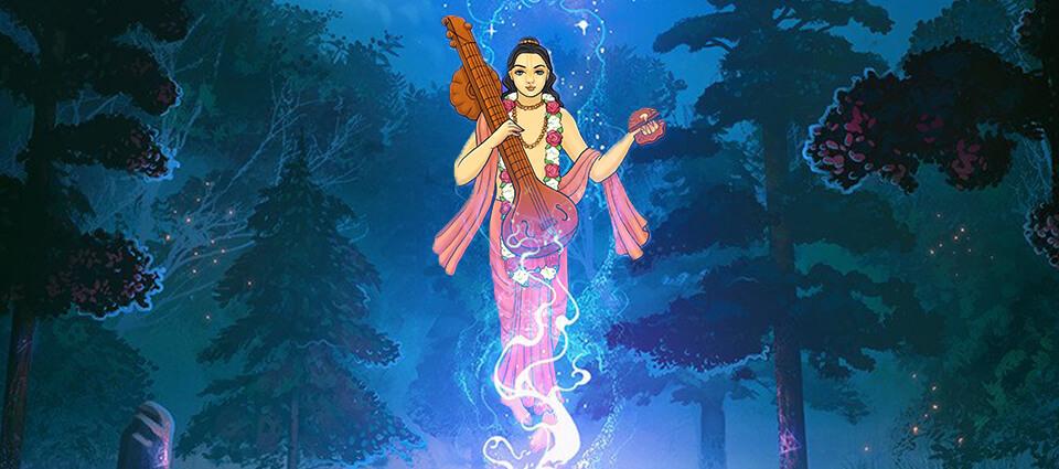 Narada Jayanti: Narada - Devrishi Narada Muni - Trikaldarshi