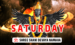 Saturday Wishes Lord Sanidev and Vishnu Dev Greetings