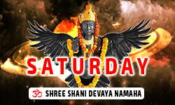 Saturday Wishes Lord Sanidev and Vishnu Dev Greetings