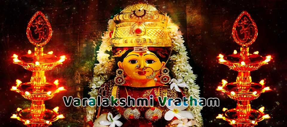 Varalakshmi Vratham Pooja Vidhi Shubh Muhurat Time and Date