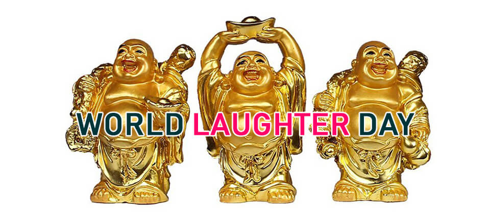 World Laughter Day:Laughter is the best medicine Longer Life