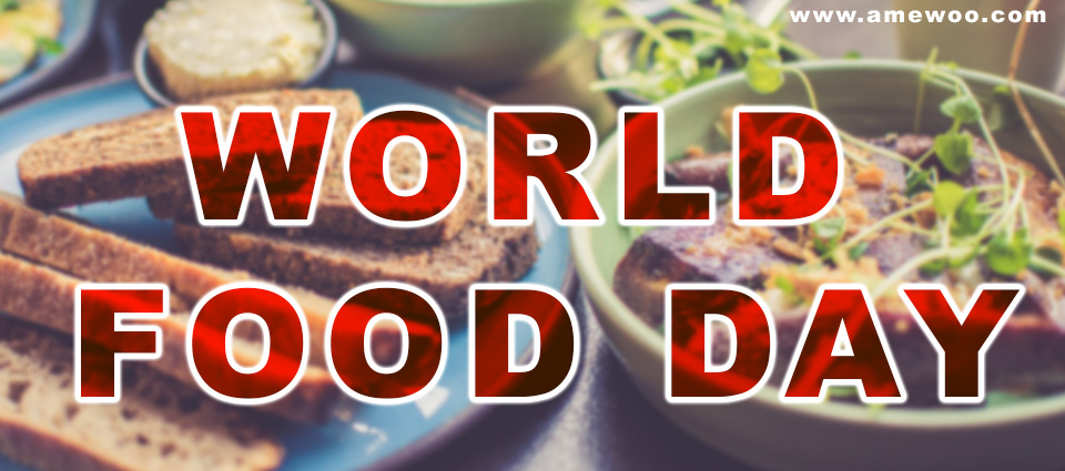 Happy WorldFoodDay Day